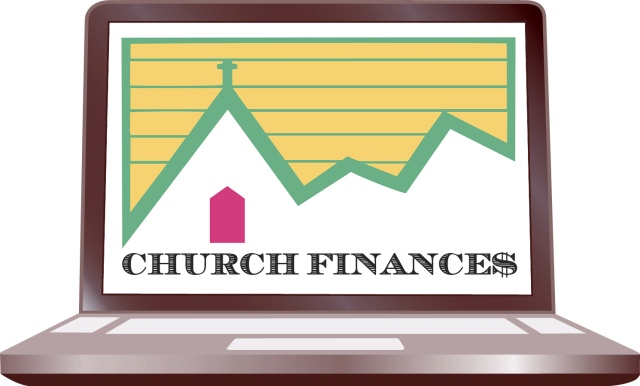 Church Finances clipart